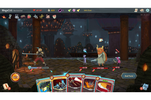 Slay The Spire Launches On Steam Early Access Tomorrow ...