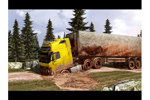 Mud 2.0 - Shortcuts - Dirt - Mod - ETS 2 - Eurotruck ...