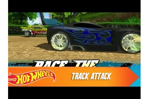 Track Attack | Hot Wheels - YouTube