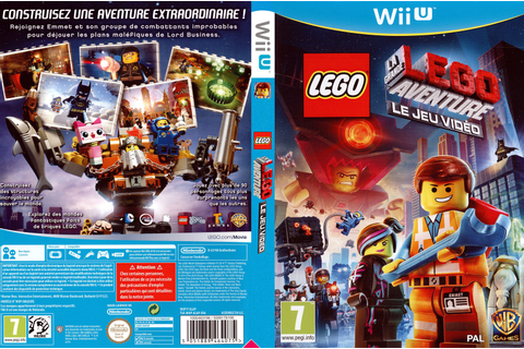 ALAPWR - The LEGO Movie Videogame