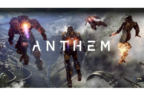 Anthem Gameplay and Demo Details Revealed: Javelin ...