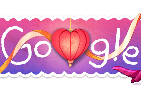 What is a pangolin? Google Valentine's Day doodle series ...