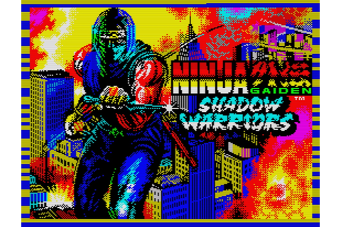 Indie Retro News: Ninja Gaiden Shadow Warriors - A Gameboy ...