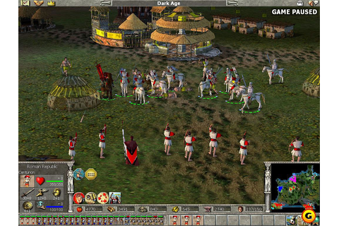 Empire Earth: The Art of Conquest - Full Version Game ...