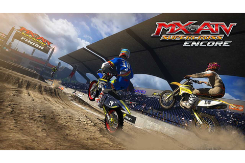 MX vs ATV Supercross Download Free Full Game | Speed-New