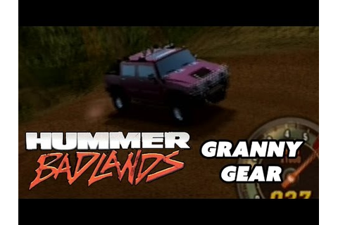 Xin Plays: Hummer Badlands (PS2) Part 1: Extreme Off Road ...