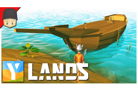 YLANDS - The Ship! : Ep.02 (Survival/Crafting/Exploration ...