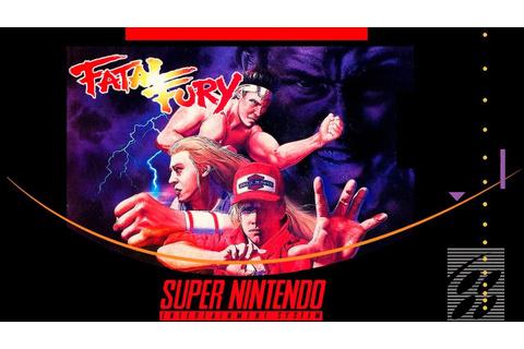 Fatal Fury: King of Fighters [Super Nintendo] - YouTube