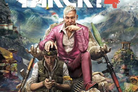 Far Cry 4 coming Nov. 18 on PS3, PS4, PC, Xbox 360, Xbox ...