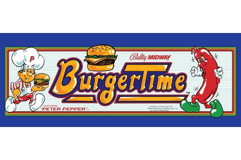 GC5BE24 Arcade Gems #1 - BurgerTime (Traditional Cache) in ...
