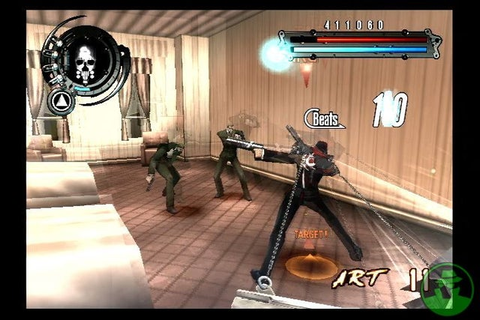 Gungrave Overdose Screenshots, Pictures, Wallpapers ...