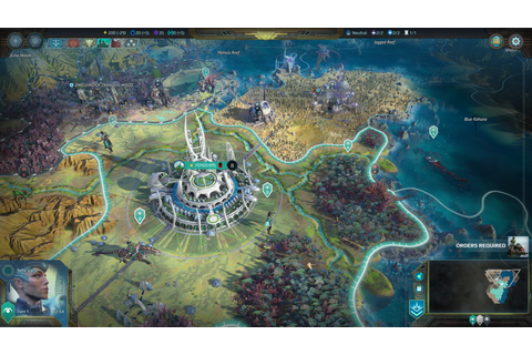 Age of Wonders: Planetfall: Das bessere Civilization ...