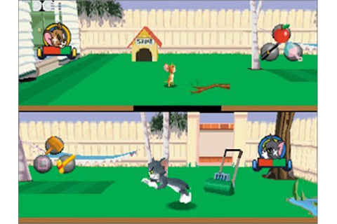 Download Game Tom and jerry in House Trap PS1 | Gamer Play ...