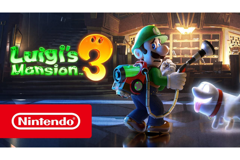 Luigi's Mansion 3 – E3 2019 Spotlight (Nintendo Switch ...