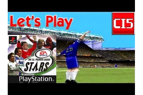 Let's Play | The FA Premier League STARS - YouTube