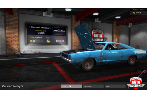 Car Mechanic Simulator 2015 - Download Free Full Games ...