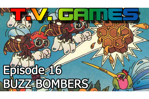 Buzz Bombers (Intellivision) - T.V. GAMES: EPISODE 16 ...