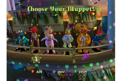 Jim Henson's Muppets Party Cruise Screenshots for GameCube ...