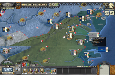 Pride of Nations: American Civil War 1862 on Steam