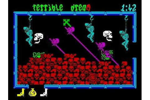 FRIGHTMARE (zx spectrum game) - YouTube