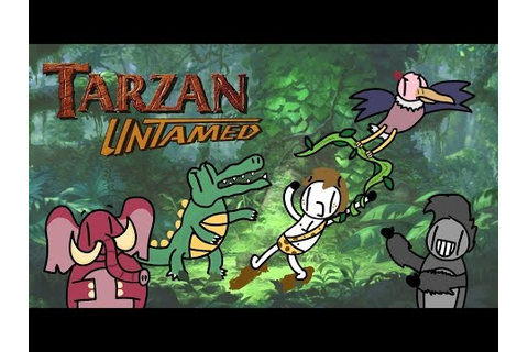 Tarzan Untamed: A review! - Walt Disney's Tarzan video ...