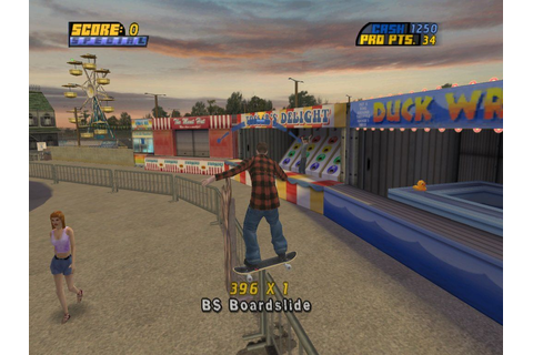 Tony Hawk's Pro Skater 4 Screenshots for Windows - MobyGames