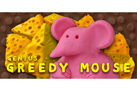 Genius Greedy Mouse - A clay based puzzle game - Touch Arcade