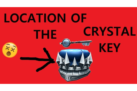 HOW TO GET THE CRYSTAL KEY ! WHICH GAME WILL HAVE THE ...
