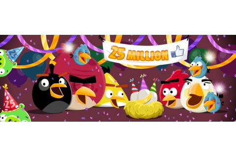» Week-long Celebration for Angry Birds Friends