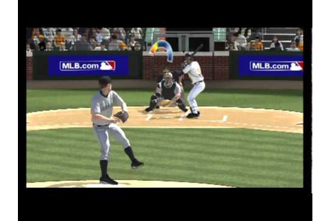 MLB 08 The Show: Toronto at Baltimore, Game 162 - YouTube