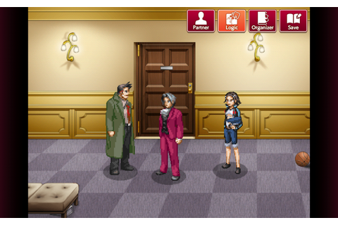 Ace Attorney Investigations - Miles Edgeworth - Android ...