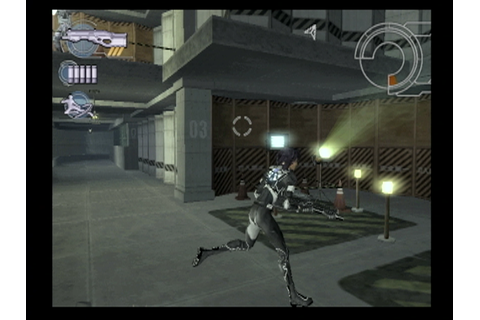 Ghost in the Shell: Stand Alone Complex Screenshots for ...