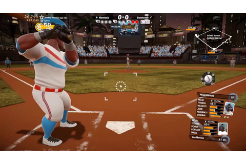 Super Mega Baseball 2 PC Game+Update v1.0.29 Free Download