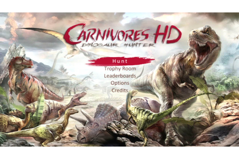CGR Undertow - CARNIVORES: DINOSAUR HUNTER HD review for ...