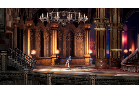 Bloodstained Ritual Of The Night Procedural Generation To ...