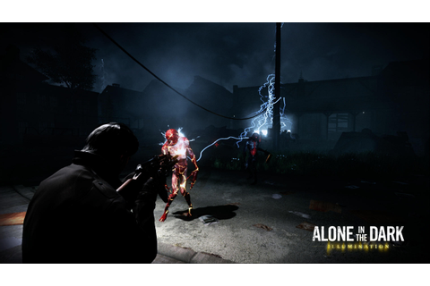 Previously Teased Alone In The Dark: Illumination is a PC ...