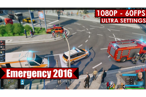 Emergency 2016 gameplay PC HD [1080p/60fps] - YouTube