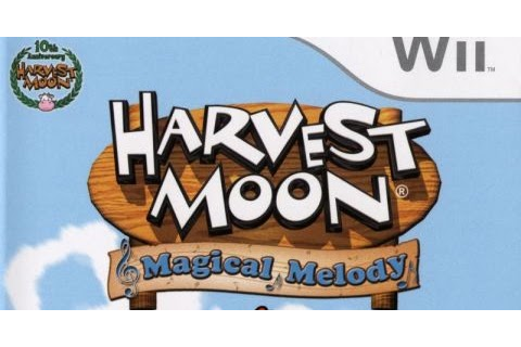 Zona Kuantum: Harvest Moon: Magical Melody (USA) WII ISO