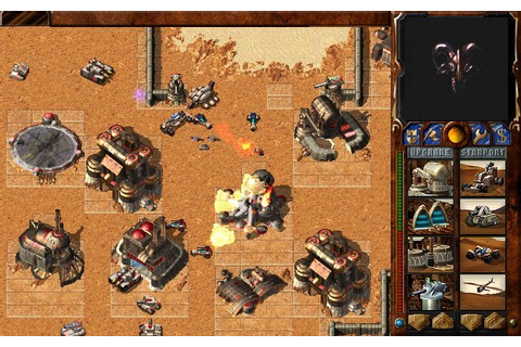 Dune 2000 | Game Info, System Requirements, Wallpapers