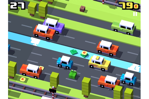 'Crossy Road' for iOS game review