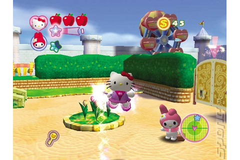 Screens: Hello Kitty Roller Rescue - PC (1 of 8)