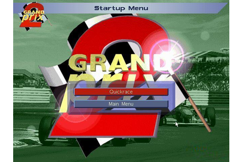 Grand Prix 2 Download (1995 Simulation Game)