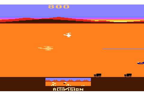 High Five #7 - The Five Best Activision Games for Atari ...