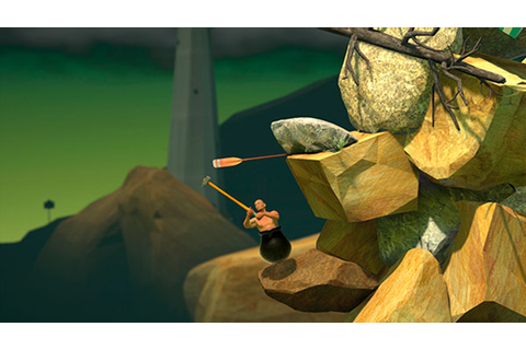 GETTING OVER IT With Bennett Foddy © » FREE GAME at ...
