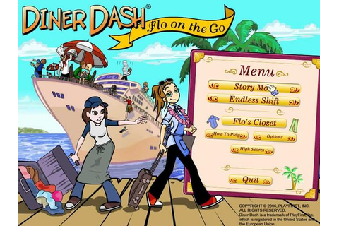Diner Dash 3 - Flo on the Go | GameHouse
