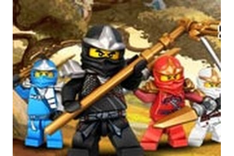 game ninjago 2013 - YouTube