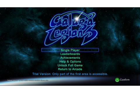 GreatBitBlog: Return to the Review: Galaga Legions