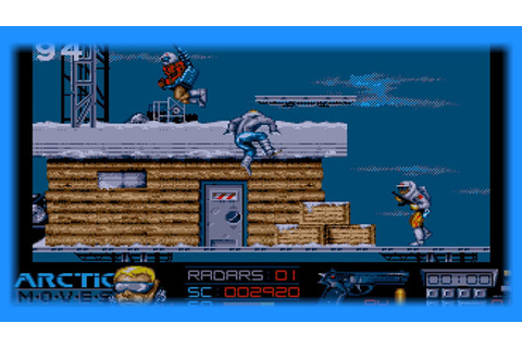 Arctic Moves (AMIGA) - Browser Game