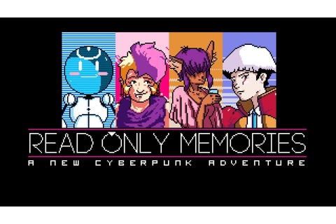 2064: Read Only Memories PS4 and PS Vita Ports Delayed ...