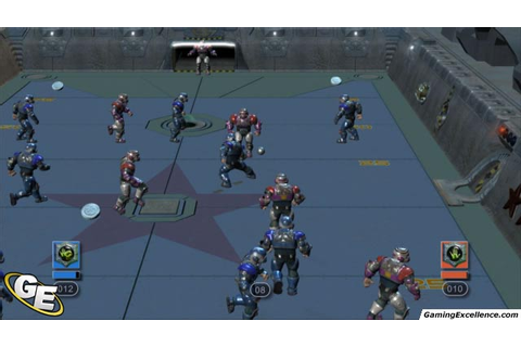 Speedball 2: Brutal Deluxe Review - GamingExcellence